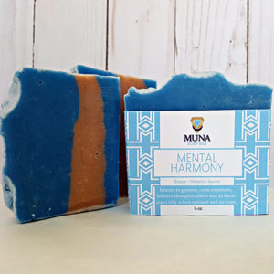 Mental Harmony Soap Bar