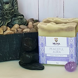 Peaceful Aura Soap Bar